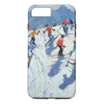 Busy Ski Slope Lofer 2004 iPhone 8 Plus/7 Plus Case