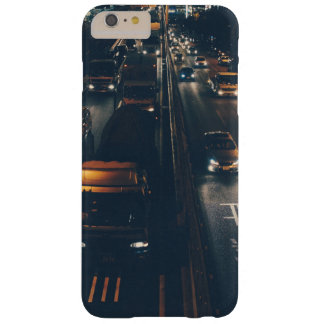 Busy streets of a city at night barely there iPhone 6 plus case