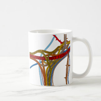 (But) I Love Spaghetti Junction mug. Coffee Mug. Coffee Mug