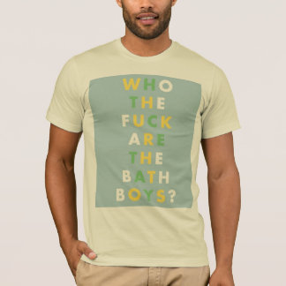 But really who are they? T-Shirt
