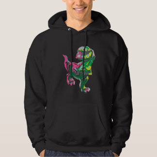 Butch Abstract Silhouette Hoodie