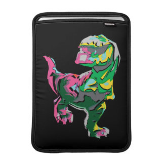 Butch Abstract Silhouette Sleeve For MacBook Air