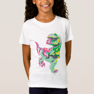 Butch Abstract Silhouette T-Shirt