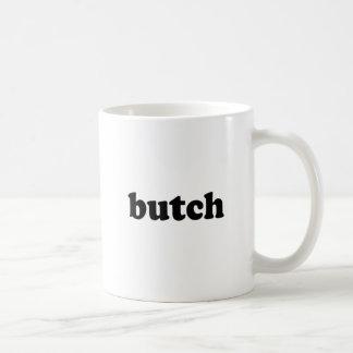 BUTCH BASIC WHITE MUG