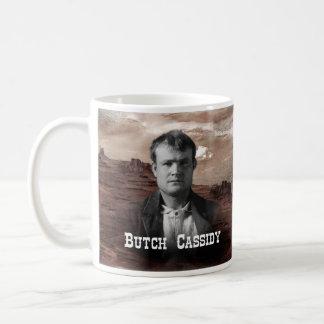 Butch Cassidy Historical Mug