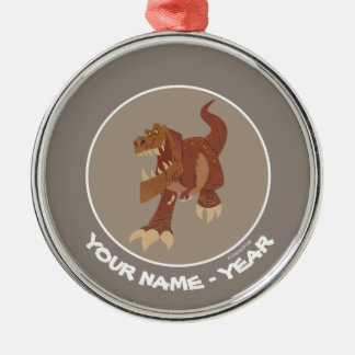 Butch Character Art Christmas Ornament