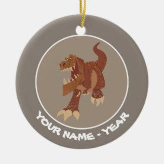Butch Character Art Christmas Ornament