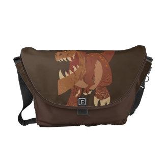 Butch Character Art Commuter Bag