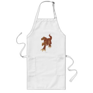 Butch Character Art Long Apron