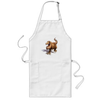 Butch Charging Long Apron