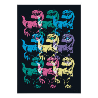 Butch Color Stamp Poster