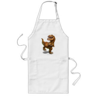 Butch In Forest Long Apron