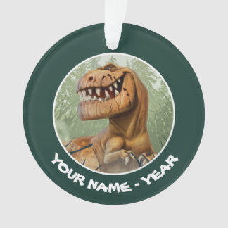 Butch In Forest Ornament