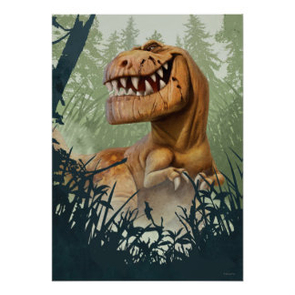 Butch In Forest Poster