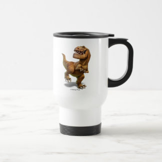Butch In Forest Travel Mug