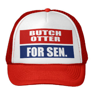 BUTCH OTTER FOR GOVERNOR CAP