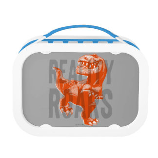 Butch Reality Roars Lunch Box