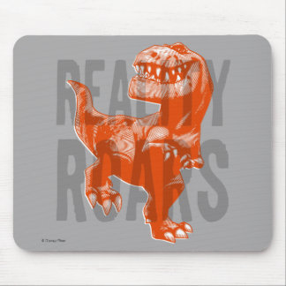 Butch Reality Roars Mouse Mat