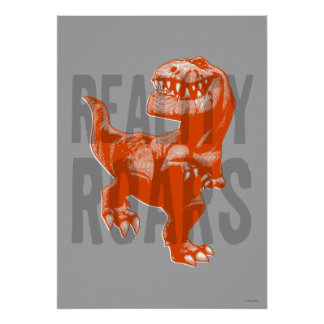 Butch Reality Roars Poster