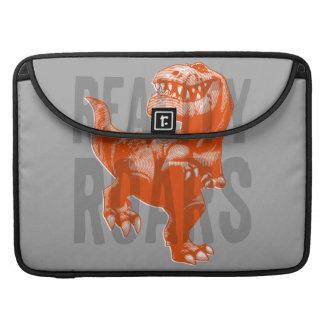 Butch Reality Roars Sleeve For MacBooks