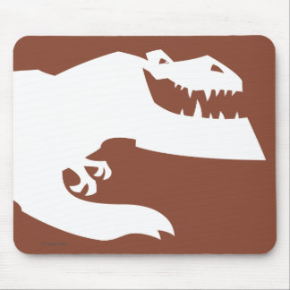 Butch Silhouette Mouse Mat