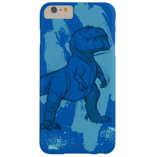 Butch Sketch Barely There iPhone 6 Plus Case