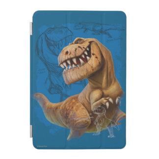Butch Sketch Composition iPad Mini Cover