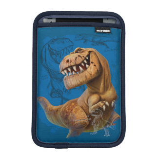 Butch Sketch Composition iPad Mini Sleeve