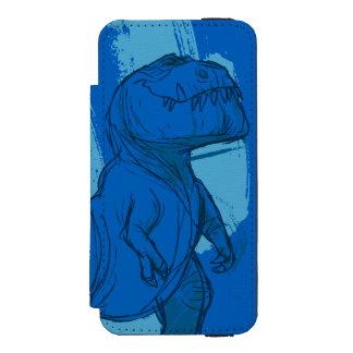 Butch Sketch Incipio Watson™ iPhone 5 Wallet Case
