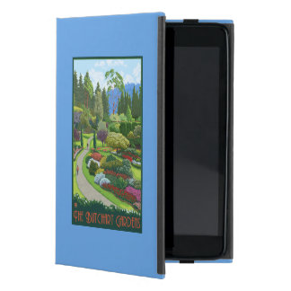 Butchart Gardens - Brentwood Bay Cover For iPad Mini
