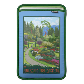 Butchart Gardens - Brentwood Bay Sleeve For MacBook Air
