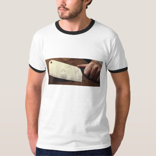 Butcher, Cleaver, and Pig T-Shirt