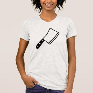Butcher knife cleaver T-Shirt