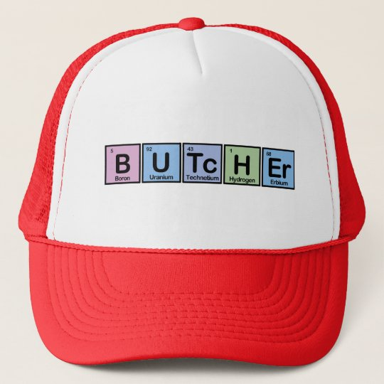 Butcher made of Elements Trucker Hat