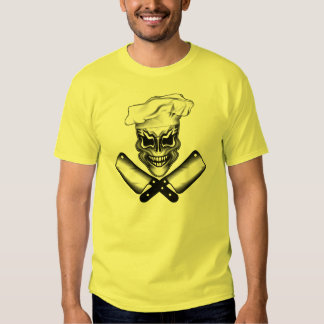 Butcher Skull 1 T Shirt