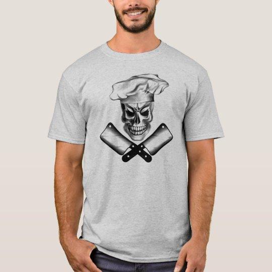 Butcher Skull 3 T-Shirt