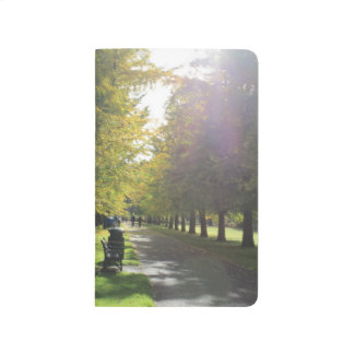 Bute Park - Autumn Trees Journal