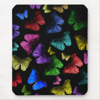 Buterfly Butterfly Mouse Mat