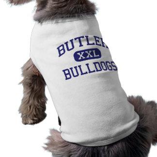Butler - Bulldogs - Junior - Waukesha Wisconsin Pet Tshirt