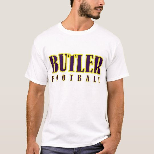 Butler Football Shirt (Schedule)