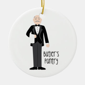 Butlers Pantry Christmas Ornament
