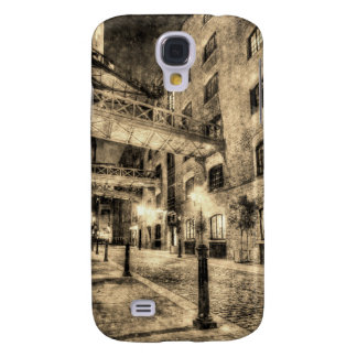 Butlers Wharf London Vintage Galaxy S4 Case