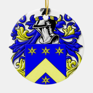 Butt Coat of Arms Ornament