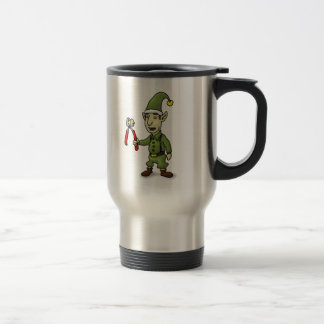 Butt Elf Drinkware Travel Mug