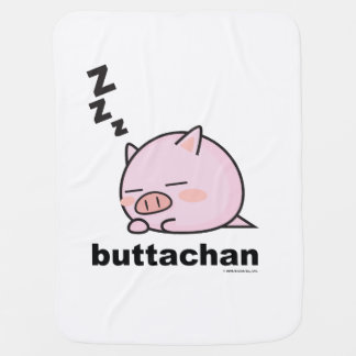 buttachan Baby Blanket