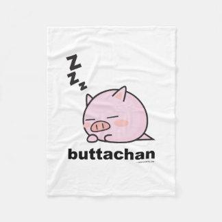 buttachan Custom Fleece Blanket, Baby