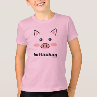 buttachan Kids' Basic American Apparel T-Shirt