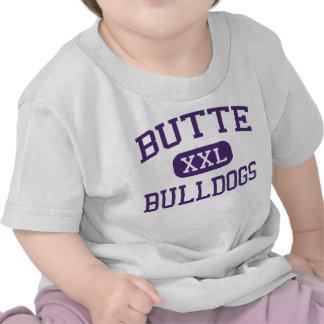 Butte - Bulldogs - High School - Butte Montana T-shirts