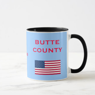 Butte County* Coffee Mugs