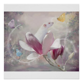 Buttefly Parade Canvas Print